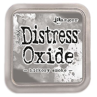 Hickory Smoke - Tim Holtz Distress Oxide Ink Pad - Release 3 NEW