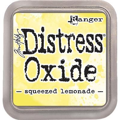 Distress Oxide Ink Pad - Squeezed Lemonade - Tim Holtz