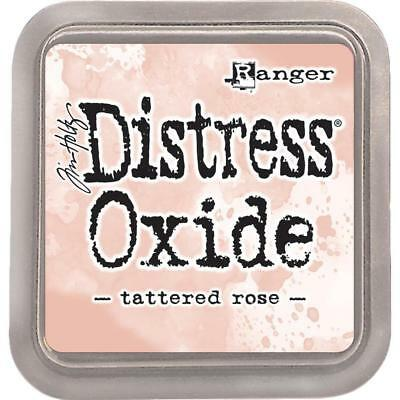 Tattered Rose - Tim Holtz Distress Oxide Ink Pad - Release 3 NEW