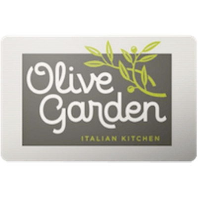 Olive Garden Gift Card $25 Value, Only $22.50! Free Shipping!