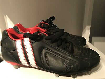 Patrick Rugby Boots Size 6 Used Once