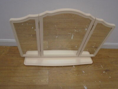 Laura Ashley Provencale Dresser Mirror in Ivory 80% OFF - QA0202182753