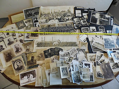 LOT of Antique and Vintage Original B & W Photos #2 Photgraphs