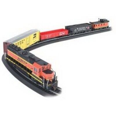 Electric Train Set For Christmas HO Scale Toy Ready to Run by Bachmann EMD GP40