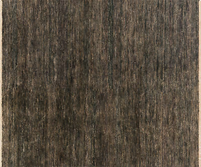 8'x11' Loloi Rug Quinn Jute Charcoal Hand-knotted Contemporary QN-01