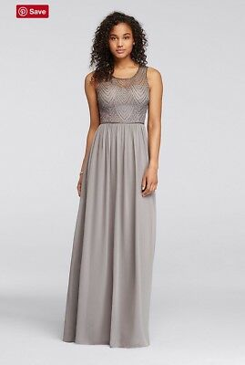 NWT PLUS SIZE David's Bridal Bridesmaid Dress