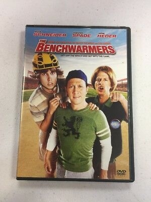 The Benchwarmers (DVD, 2006) USED VGC L@@K
