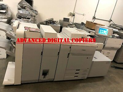 Canon  Imagepress C700 Color Copier/printer, B1 Lite Deck, Am1 Fin, Low Meter