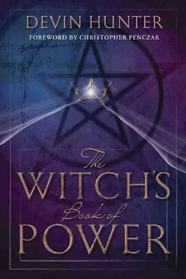 The Witch's Book of Power by Devin Hunter