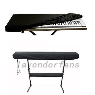 Dust-proof On Stage Keyboard Dust-Proof Cover for 61 /  88 Keys Keyboard Storage