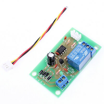 Water Liquid Level Detection Module Switch Sensoring Controller 12V Auto Pumping