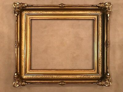 Antique 19th Century Large 26x21 Gold Gilt Gilded Picture Frame American
