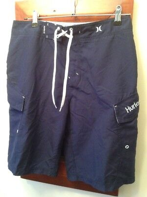 HURLEY Mens Boardshorts,Boardies-size 30,Swim,Surf