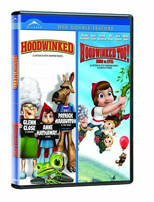 Hoodwinked / Too (Bilingual Double Feature Programme Double)