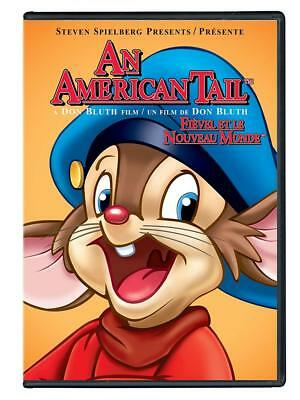 An American Tail (Bilingual) (Happy Face Packaging)