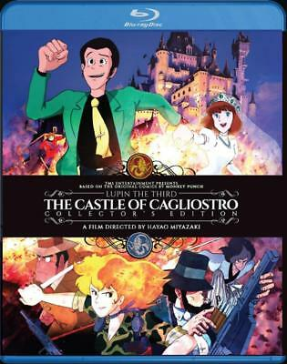 Lupin the 3rd: Castle of Cagliostro [Blu-ray] [Import]