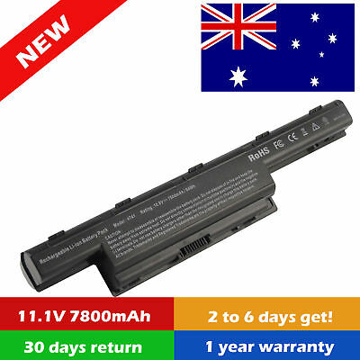 6/9 Cell Battery for Acer Aspire 4551 4741 5750 7551 7750 AS10D31 AS10D51