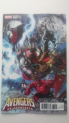 Avengers # 679  Nm  1St Challenger 1:25  Bradshaw Connecting Variant Legacy 2018