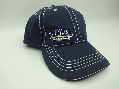 Shipyard Brewing Co. Cap New No tags