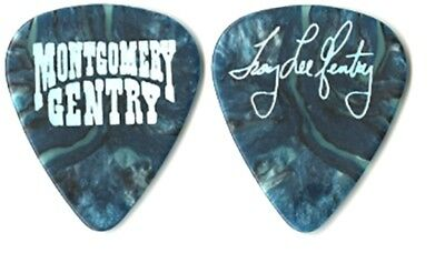 MONTGOMERY GENTRY authentic concert tour collectible Guitar Pick