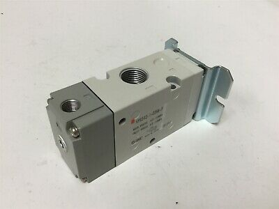 "New SMC VPA542-1-03NA-F Air Operated Valve, 2-Position 3-Port, Ports: 3/8"" NPT"