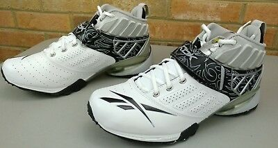 Reebok Men's Bulldodge Mid Turf Lacrosse Cleats Shoes Sz 12 NEW
