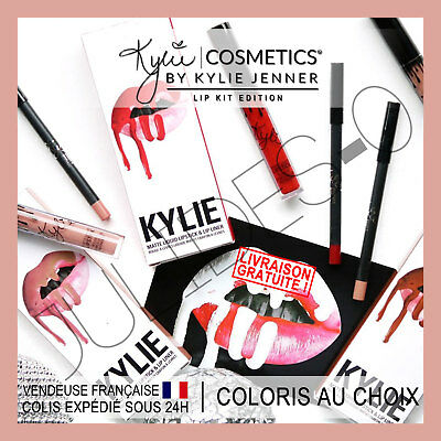 TOP QUALITE Lip Kit Kylie Jenner 2018 Make Up Maquillage Rouge à levre lipstick