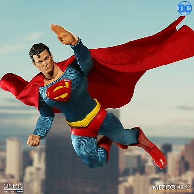 Mezco One:12 Collective - Dc Universe - Superman - Figur - Neu/ovp