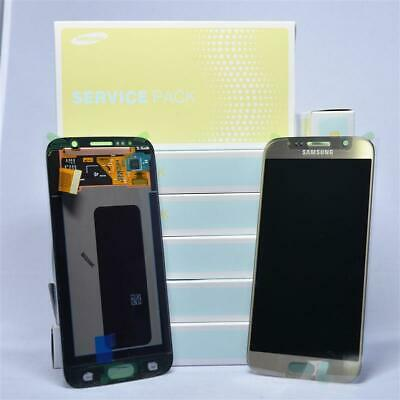 ORIGINAL Samsung Galaxy S6 SM-G920F LCD Display Gold Gold Platinum