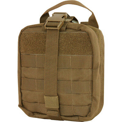 Condor Outdoor Rip Away Emt Unisex Pouch Medical - Coyote Brown One Size