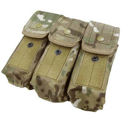 Condor Outdoor Triple Ar-ak Mens Pouch Mag - Crye Multicam One Size