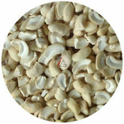 IAG - Raw Split Cashew Pieces Nuts - 1 KG