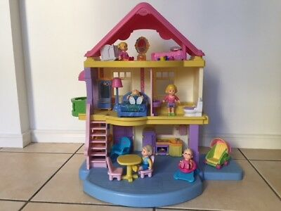 Fisher Price Little People My First Doll House