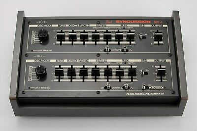 Pearl Syncussion SY-1 Vintage, Perfect. SY1
