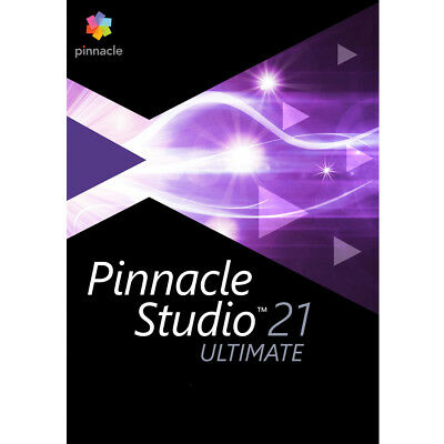 AKTIONSPREIS ! Pinnacle Studio 21 Ultimate | Download/ESD
