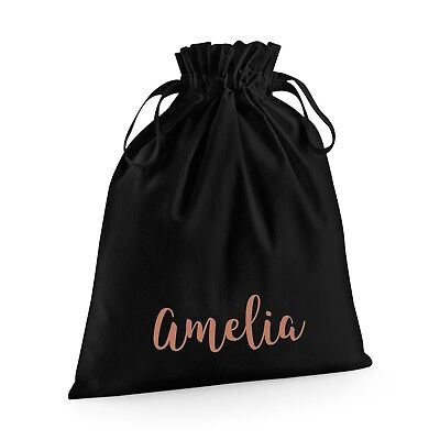 Personalised Wedding Favour Favor Bag Wedding Guest Bridesmaid Gift Hen Party