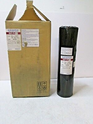 "Lot of 2 Mitsubishi Silver Digiplate 18"" x 200' 820SD SDP-FR 100 EM NO. A3235"