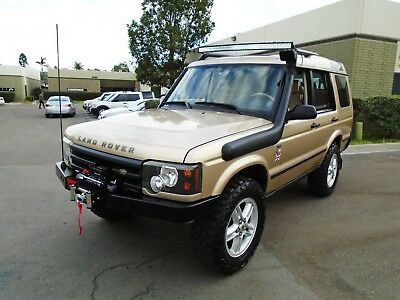 2004 Land Rover Discovery SE7 2004 Land Rover Discovery SE7 Offroad Package