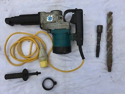 Makita HR3850K Breaker Rotary Hammer Drill SDS Clean GWO Industrial Quality