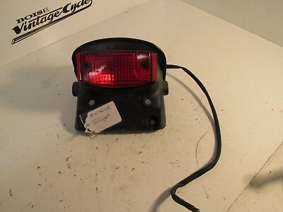 1994 Honda Vf750 Magna Tail Light Assembly And Mount