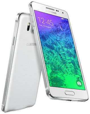 Samsung Galaxy Alpha SM-G850F Factory Unlocked 32GB Smartphone Android EURO/USA