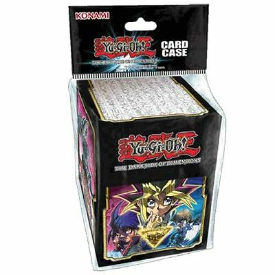 YuGiOh Dark Side of Dimensions DECK BOX CARD CASE KONAMI Holds 100 Cards KONAMI