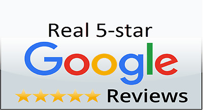 I will write 20 Real Google 5 Star Reviews ALL in USA for your any business