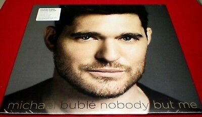 michael buble limited edition red vinyl christmas lp new