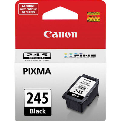 Canon PG-245 Black Cartridge Fine Ink Cartridge