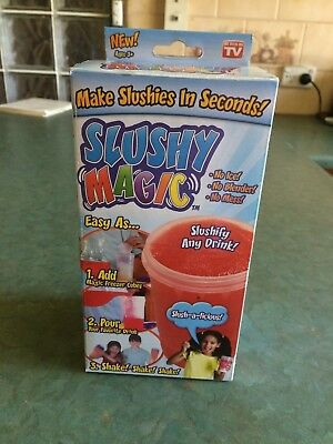Slushy Magic: Instant Slushie Kit