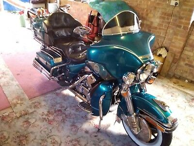 1994 Harley Davidson Electra Glide Ultra Classic 1340cc Evo only 4984 miles