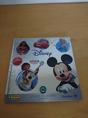 Album Panini Disney Carrefour 2017