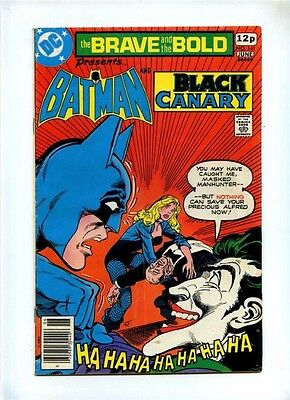 Brave and the Bold #141 - DC 1978 - FN- - UK Pence - Batman