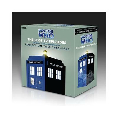 The Lost TV Episodes. Collection 3 1966-1967 by BBC (author), Anneke Wills (r...